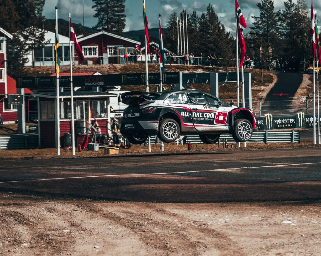 "Rallycross in Höljes VLOG#6 – ""The magic weekend"""