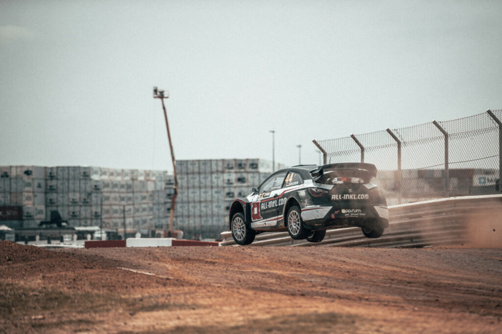 "Rallycross in South Africa VLOG#11 ""the Championship de-scheider"""